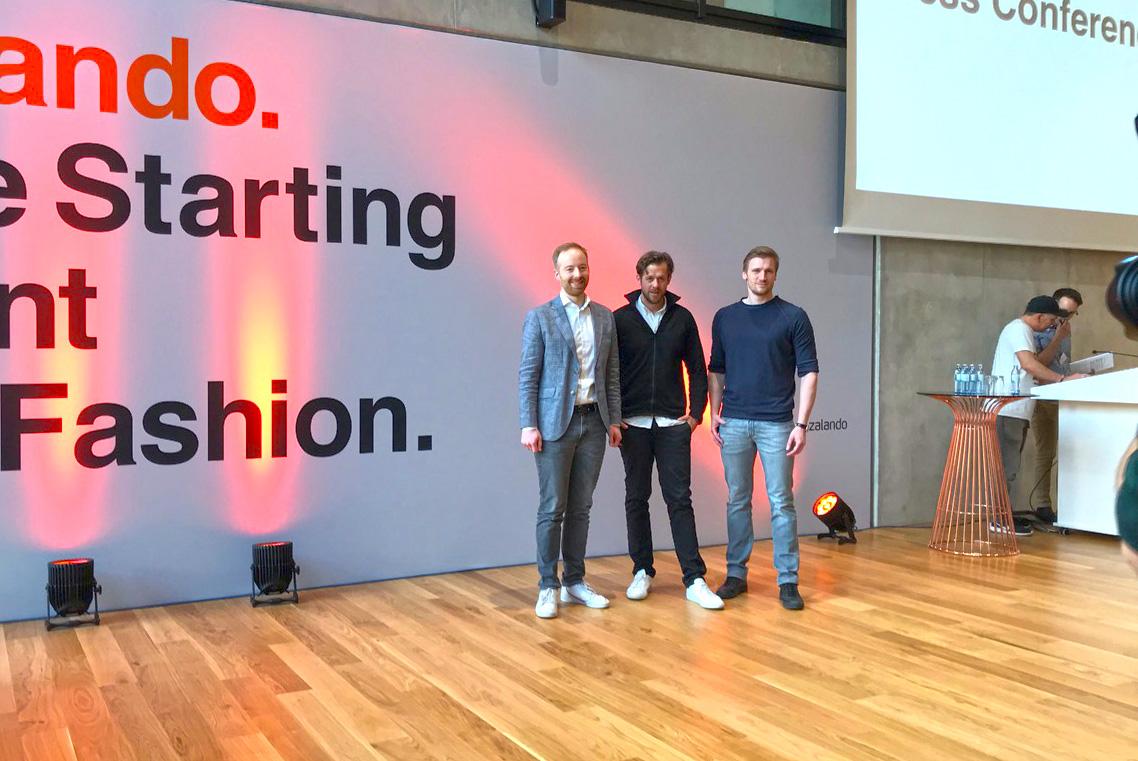 Ehandel.se besöker modejättens nya superkontor