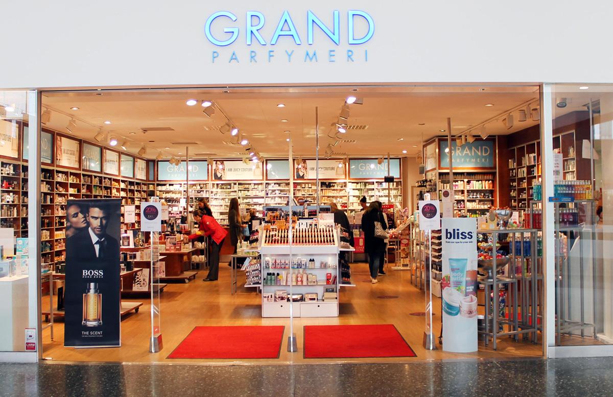 Grand Parfymeri klarar inte sina skulder - rekonstruktion inledd