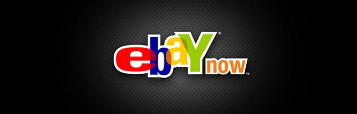 eBay Now lovar leverans samma dag