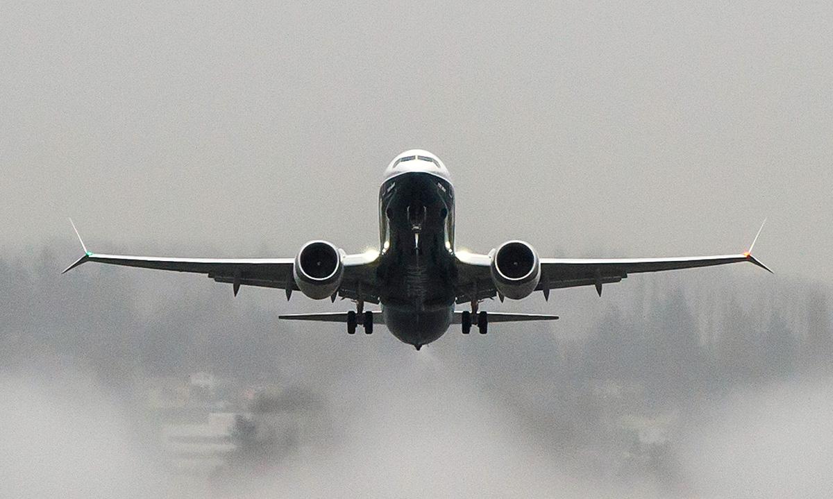 Flygstoppet för Boeing kan påverka global e-handel