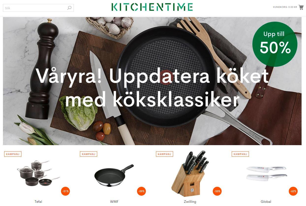kitchentime alla bolag
