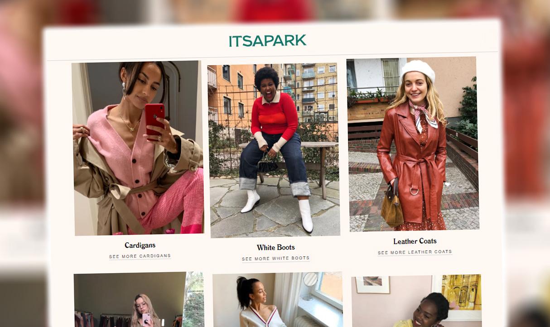 H&M testar en ny shoppingsajt baserad på Instagram