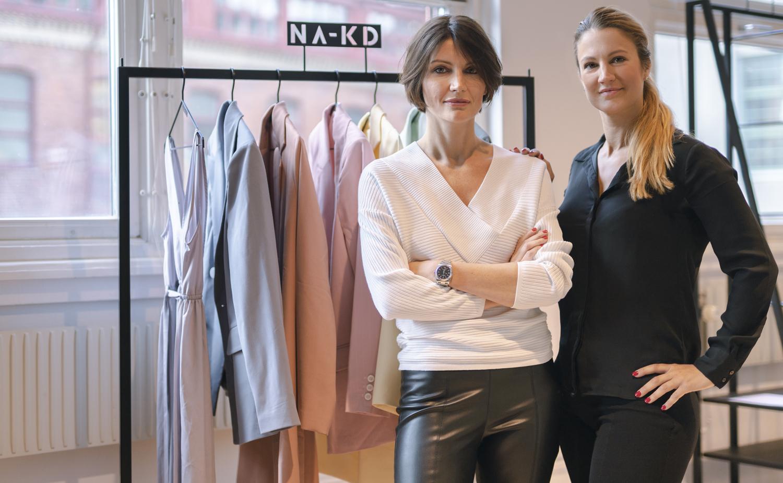 NA-KD rekryterar från Boozt, Nelly och Volvo