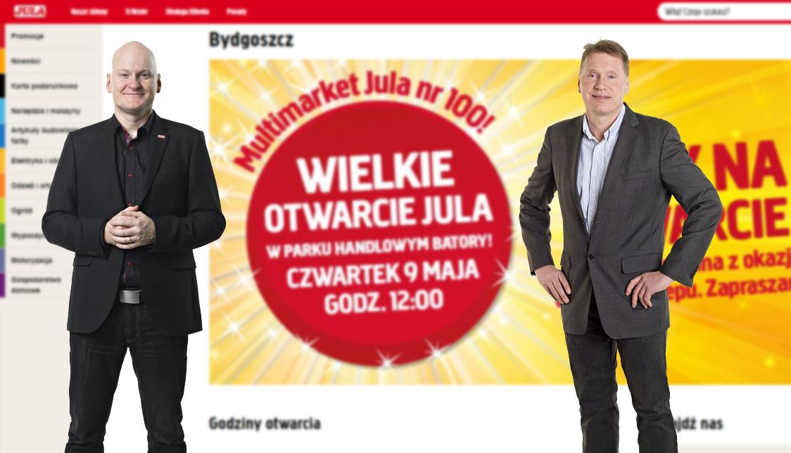 """Jula ska satsa på sin polska e-handel: """"Stor marknad"""""""