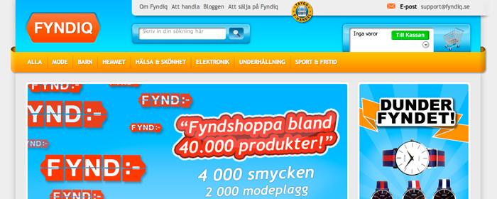Rekordsommar för Fyndiq