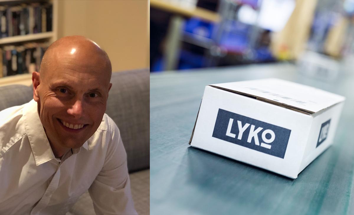 Han lämnar Nelly - tar över ansvaret för Lykos ekonomi