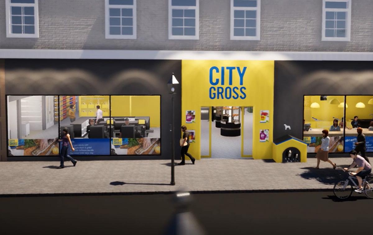 City Gross planerar mindre citybutiker