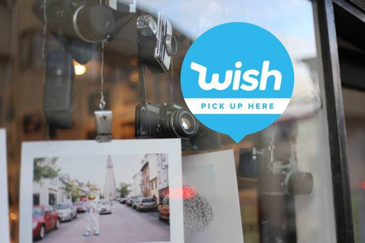 Wish gör butiker till ombud - nu live i flera svenska städer