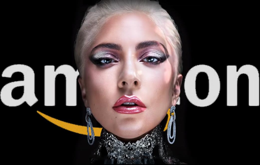 Lady Gaga ska bygga ett globalt imperium på Amazon