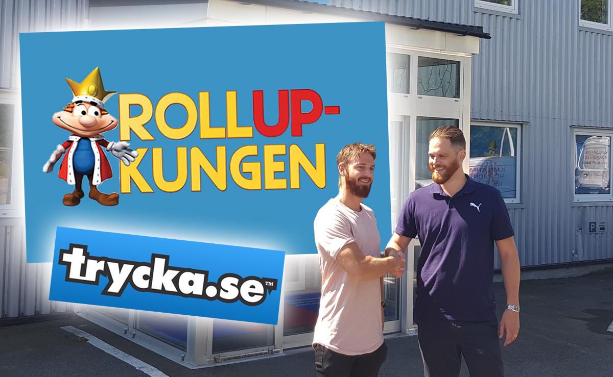 """Rollup-Kungen förvärvar konkurrent: """"Ökar tempot"""""""
