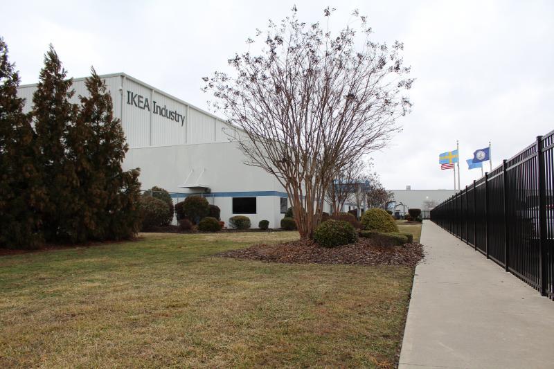 IKEA stänger ner sin enda fabrik i USA