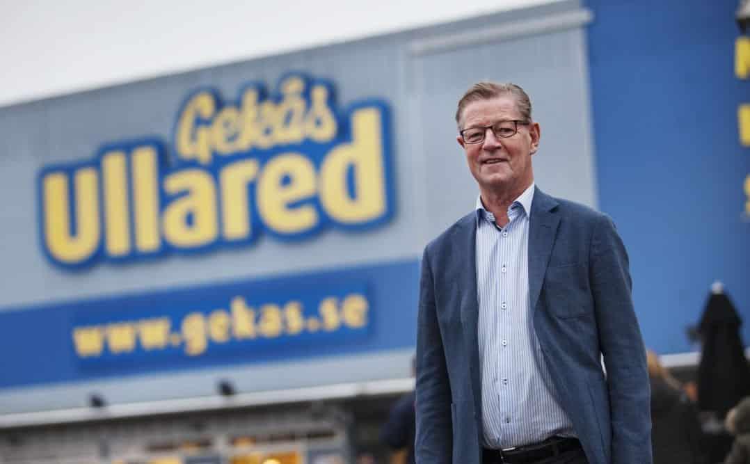 29 200 personer besökte Gekås Ullared - på en dag