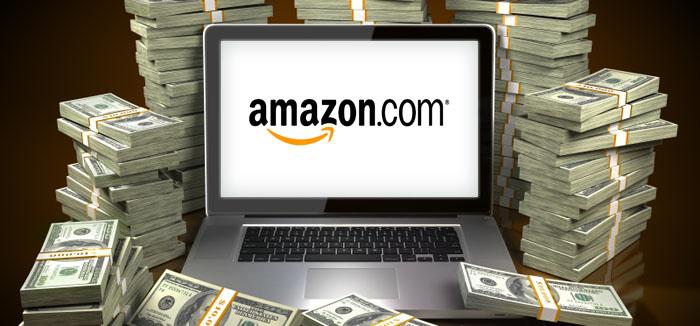 Amazon lånar ut pengar inför julhandeln