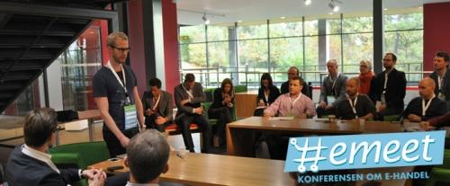Emeet 4 - En lite annorlunda konferens