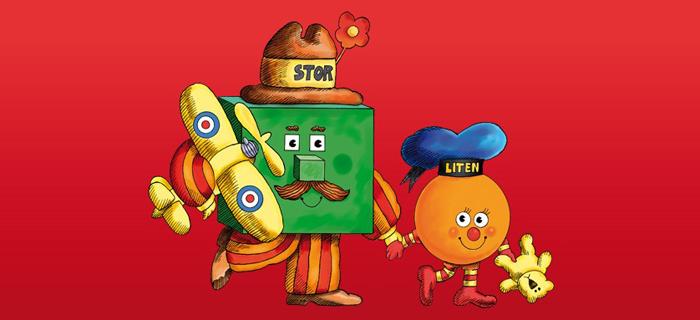 Stor&Liten vill bli störst och bäst på leksaker
