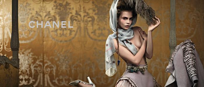 Lyxiga Chanel planerar inte hoppa på E-handelståget