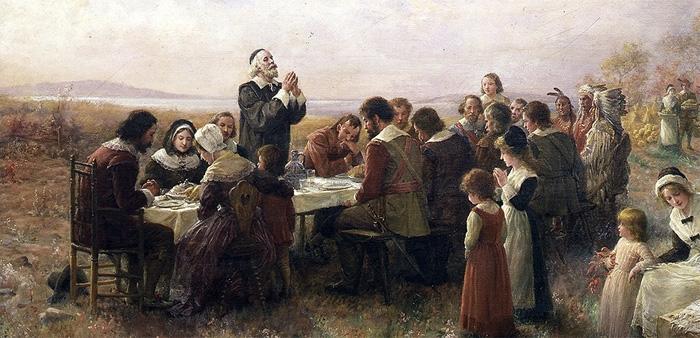 Thanksgiving en tacksam dag för E-handeln
