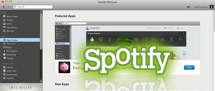 Spotify vill bli ett operativsystem för musik