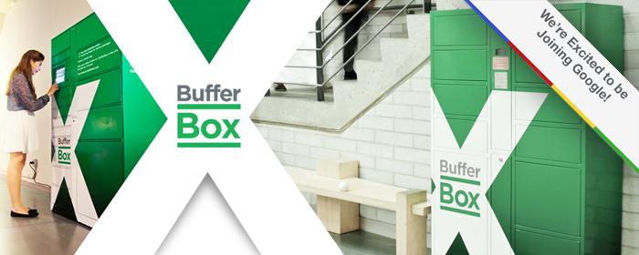 Google köper upp Amazons konkurrent BufferBox