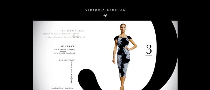 Victoria Beckham lanserar egen E-handel