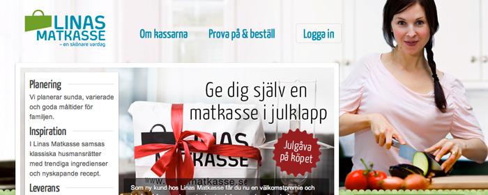 Linas Matkasse vill hjälpa kunderna komma i form