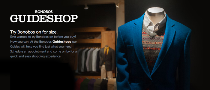 Nätbutiker går offline för att ge bättre service