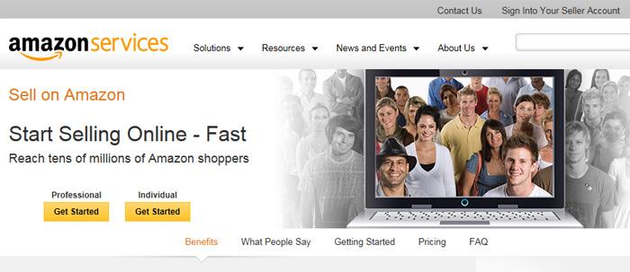 Amazon stängde ner E-handlare utan förvarning
