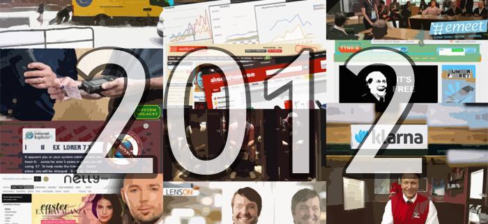 Helgläsning: Nu lämnar vi förra året bakom oss