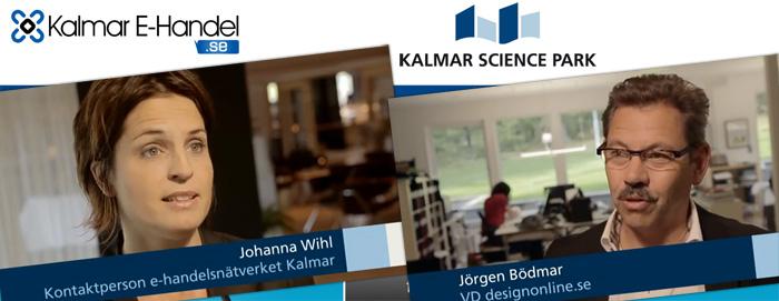 Kalmar vill bli bäst i Sverige på E-handel