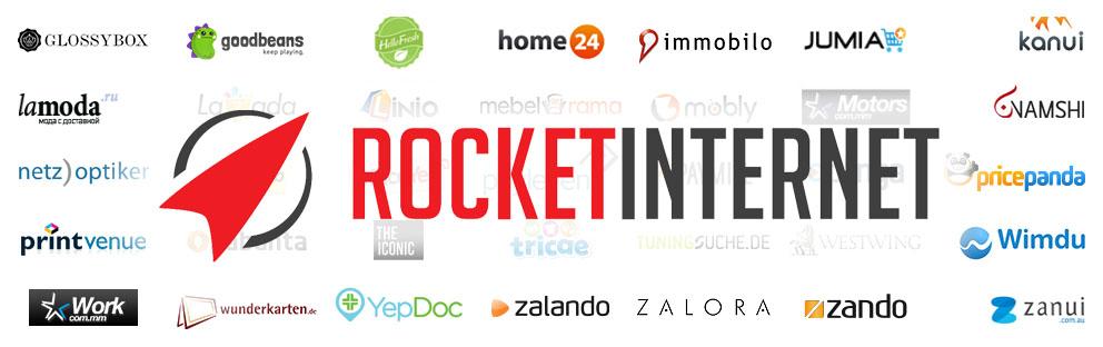 Rocket Internet förbereder sig för börsen
