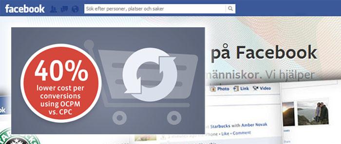 Facebook öppnar upp för att mäta ROI på annonser