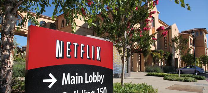 Netflix vill revolutionera Internet-TV med egna serier