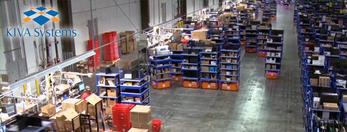 Amazon bygger ett tredje lager i Kalifornien