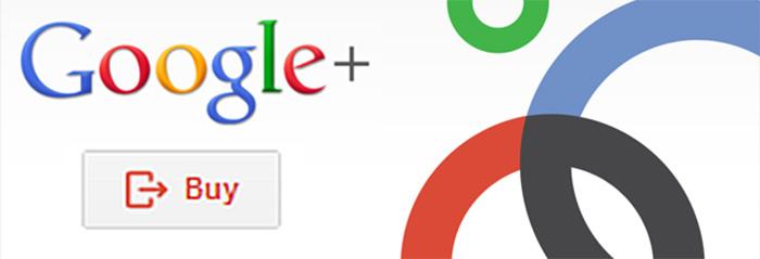 Google+ lockar E-handeln med en köpknapp