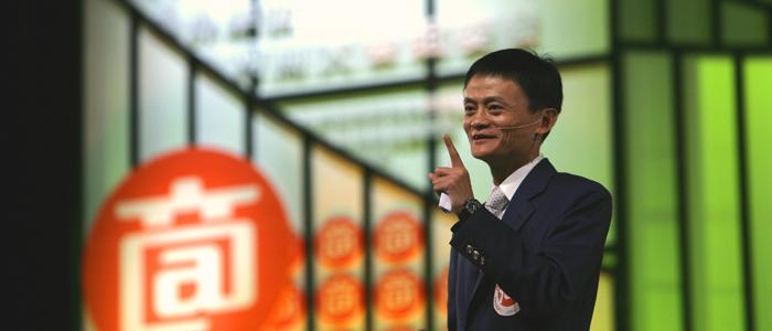 Alibaba Group vill låna åtta miljarder dollar av banken