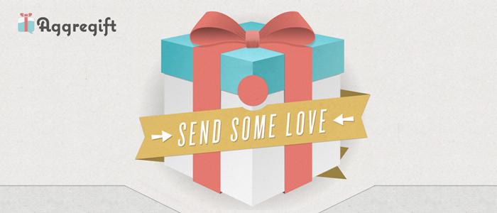 Ge bort presenter med hjälp av crowdfunding