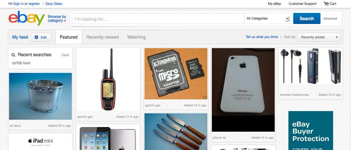 eBay lockar säljare med bättre villkor än Amazon