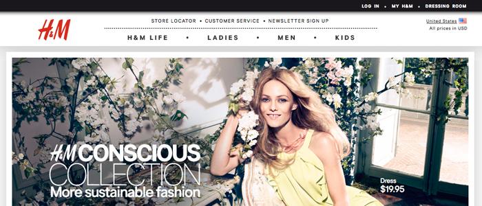 I sommar är det dags för H&M:s USA-lansering