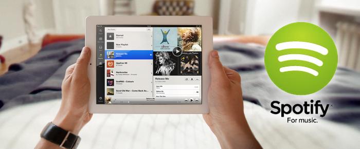 Spotify ska ta upp kampen med Netflix och HBO