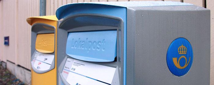 E-handlare utan betalning när Postförskottet strular