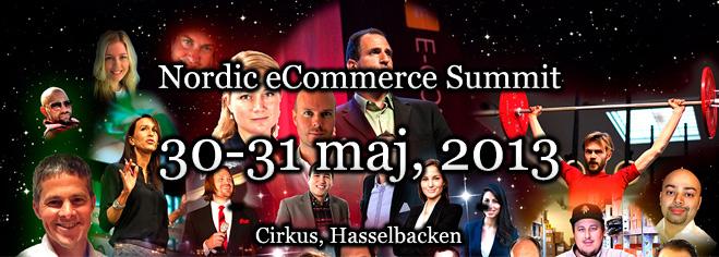Dags att skaffa biljett till Nordic eCommerce Summit