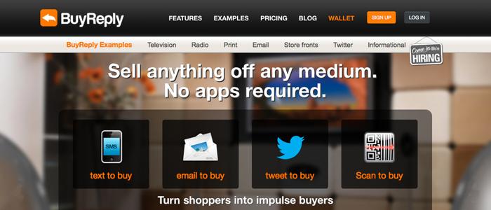 Ny tjänst fixar E-handel via sms och Twitter