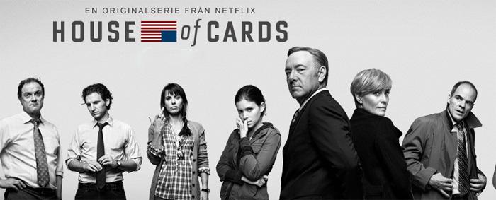 Netflix ökar intäkterna tack vare egna serier