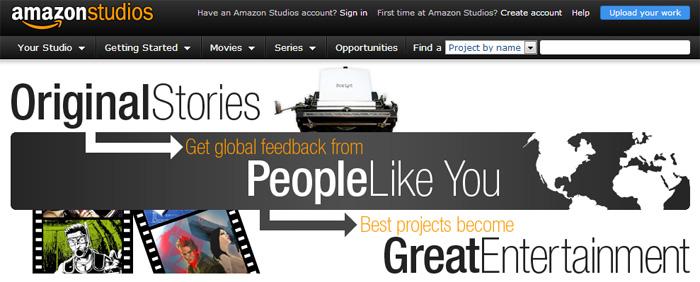 Fyra och fem stjärnor till Amazons pilotavsnitt