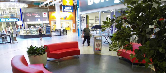 Ökad E-handel minskar behovet av butiksytor