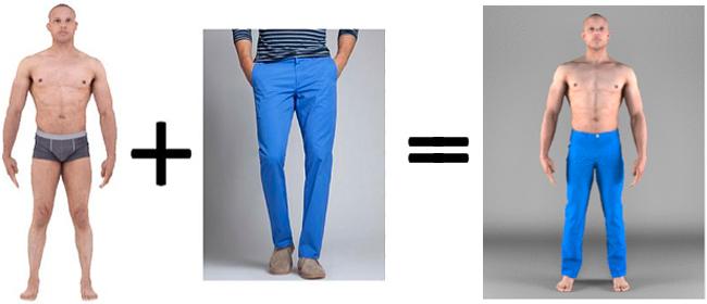 db58a8f37ad2 3D-teknik ska minska returer av kläder på nätet - Ehandel.se