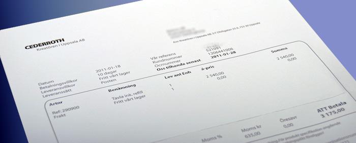 Höjd avgift efter lagändring - uppdatera era köpvillkor