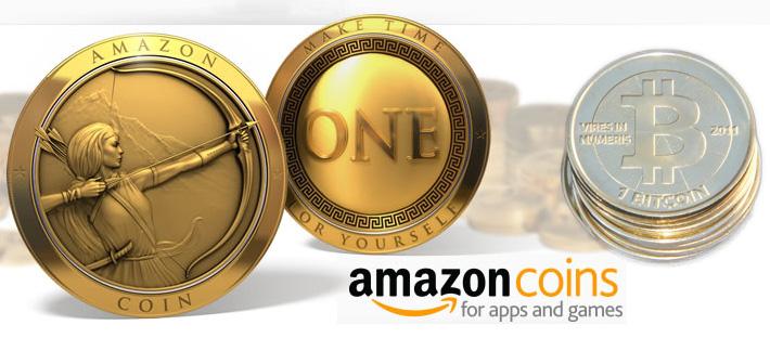 Amazons virtuella valuta kan bli större än Bitcoin