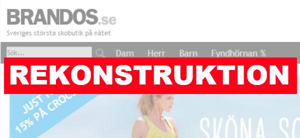 Exklusivt: Brandos AB i rekonstruktion