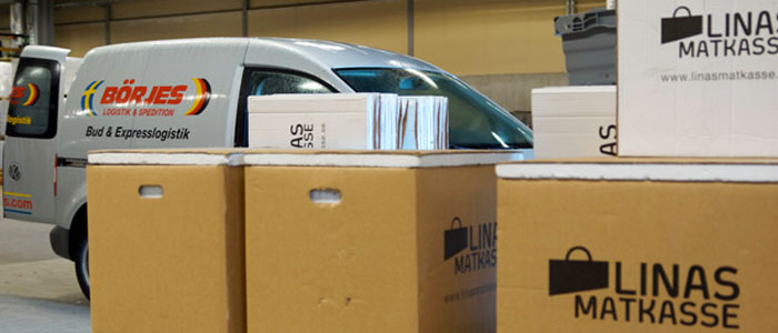 Börjes Logistik & Spedition satsar på E-handelslogistik